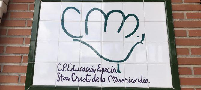VISITA AL COLEGIO DE EDUCACIÓN ESPECIAL  CRISTO DE LA MISERICORDIA