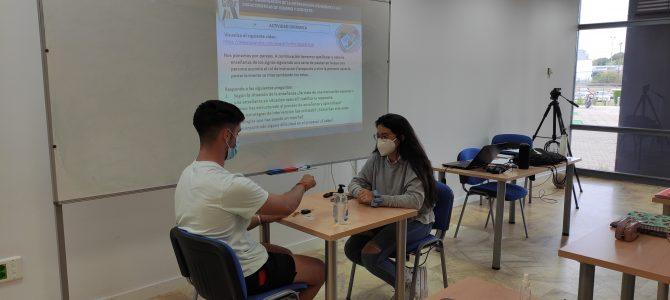 Técnicas de enseñanza LSE